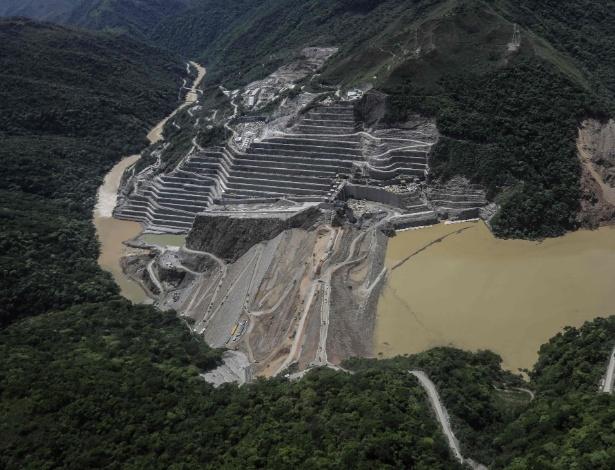 Falha Geológica ameaça hidroelétrica em construção na Colômbia Hidro_10