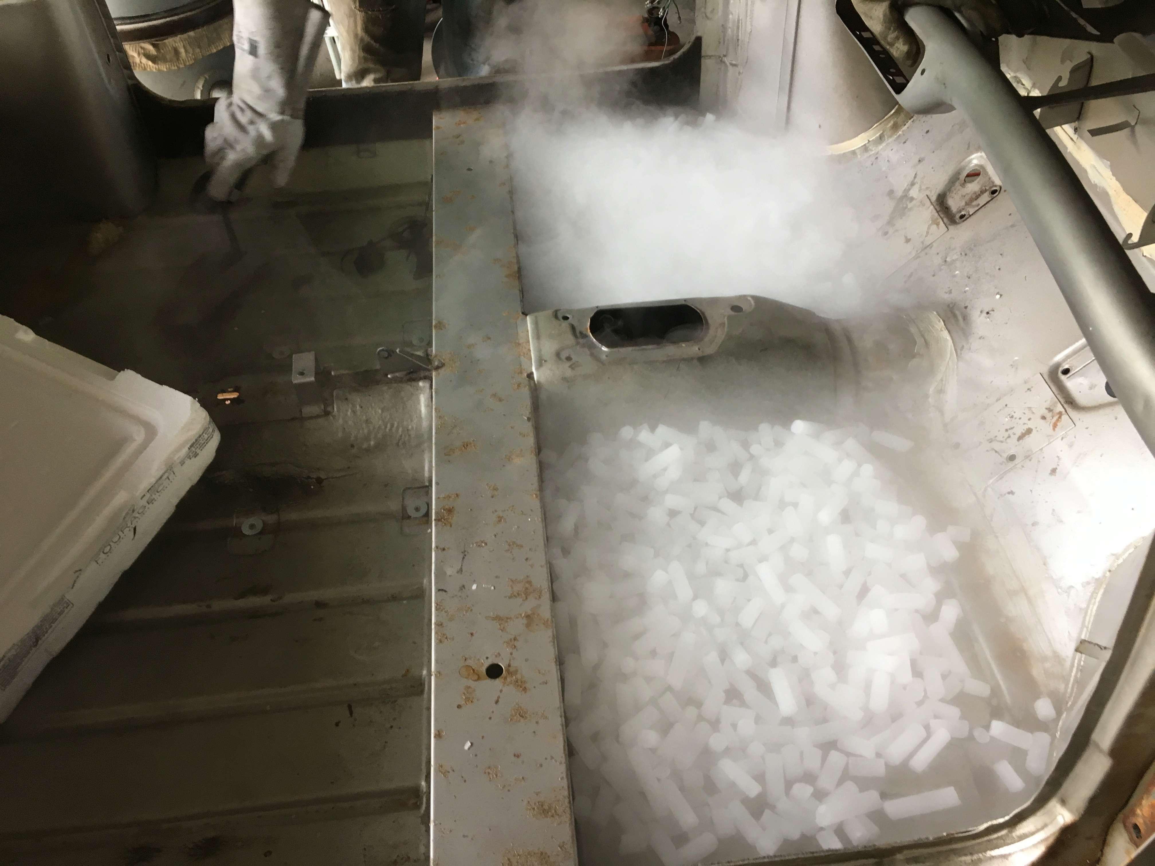 Cryothérapie sur mini - Ou comment enlever le goudron easy Img_7910