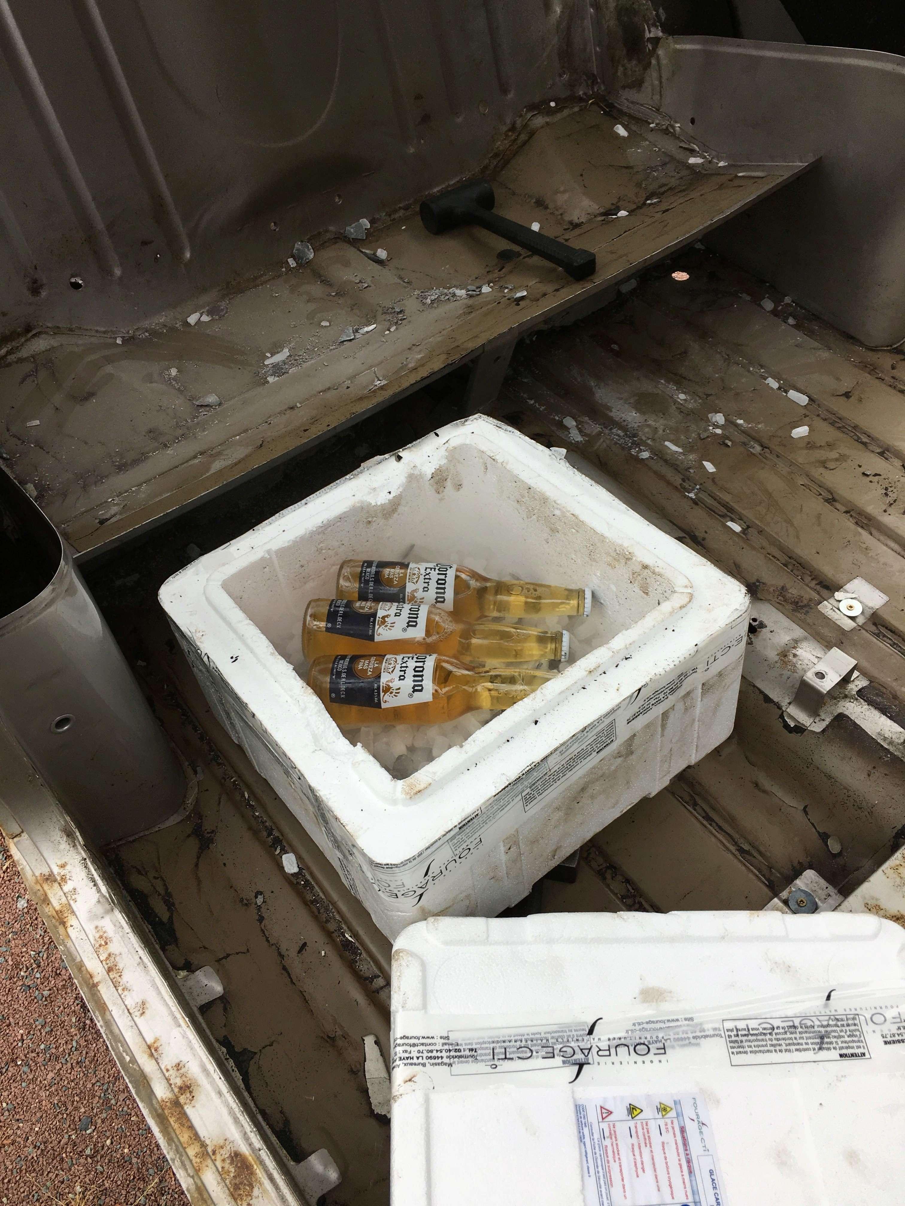 Cryothérapie sur mini - Ou comment enlever le goudron easy Img_7916