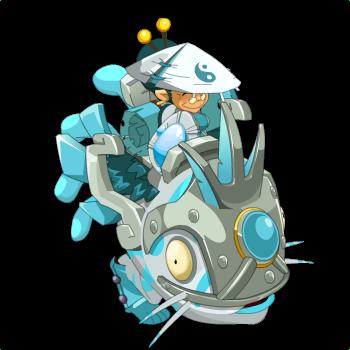 Commande | Skin Team de 4 | Iop Enu Eni Panda Enu_bo10