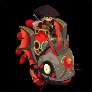 Commande | Skin Team de 4 | Iop Enu Eni Panda Panda_27