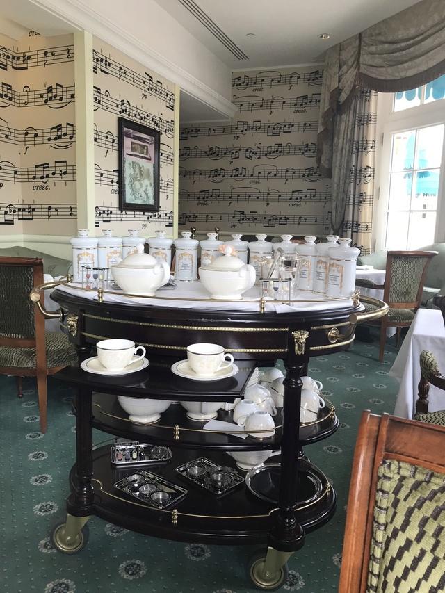 Victorian tea time Image13