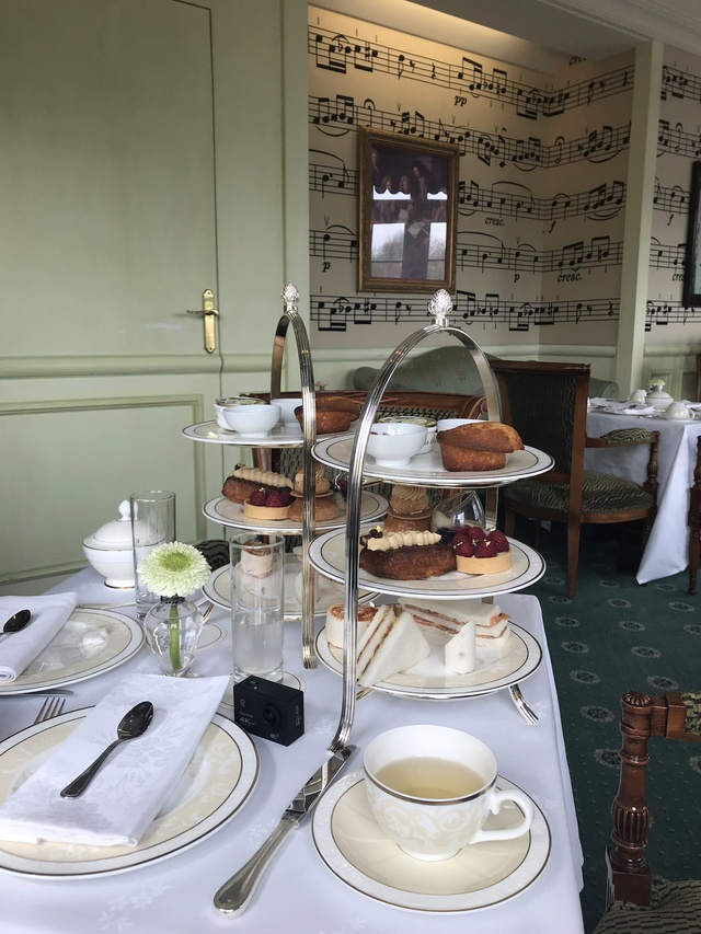 Victorian tea time Image20