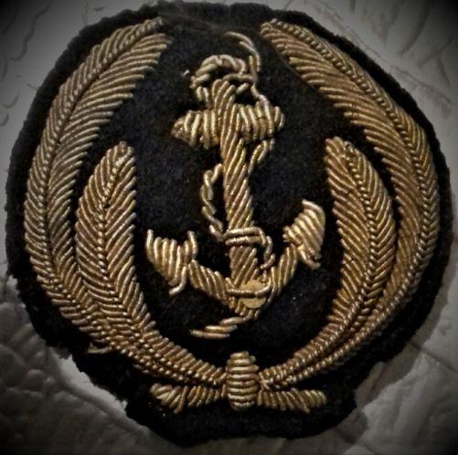 Casque 1886 -28 d'officier supérieur de marine. 1210