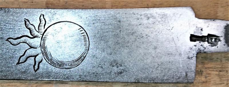 Briquet Mle 1767 derniere fabrication  2018-115