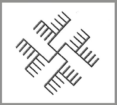 Алтайский знак на денежное и иное благополучие 2018-013