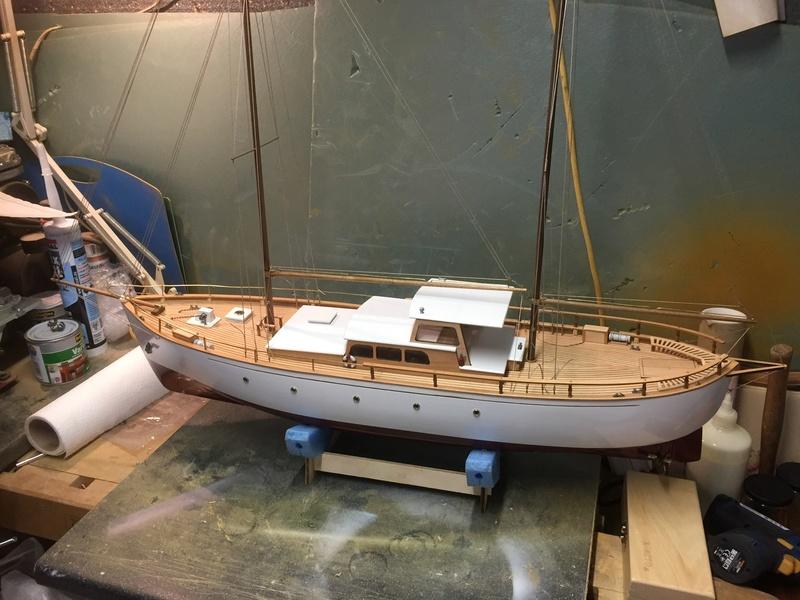mantua bruma open cruiser yacht 1:43 1a6dc510