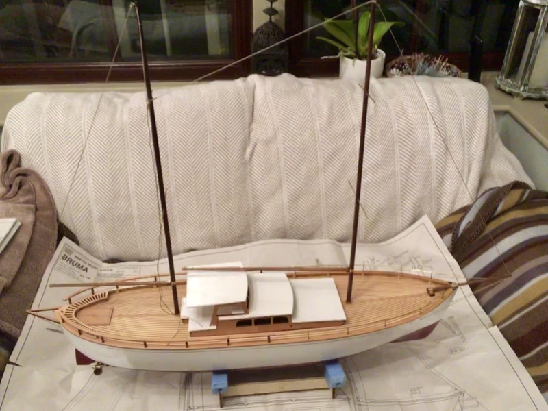 mantua bruma open cruiser yacht 1:43 A5d7b010