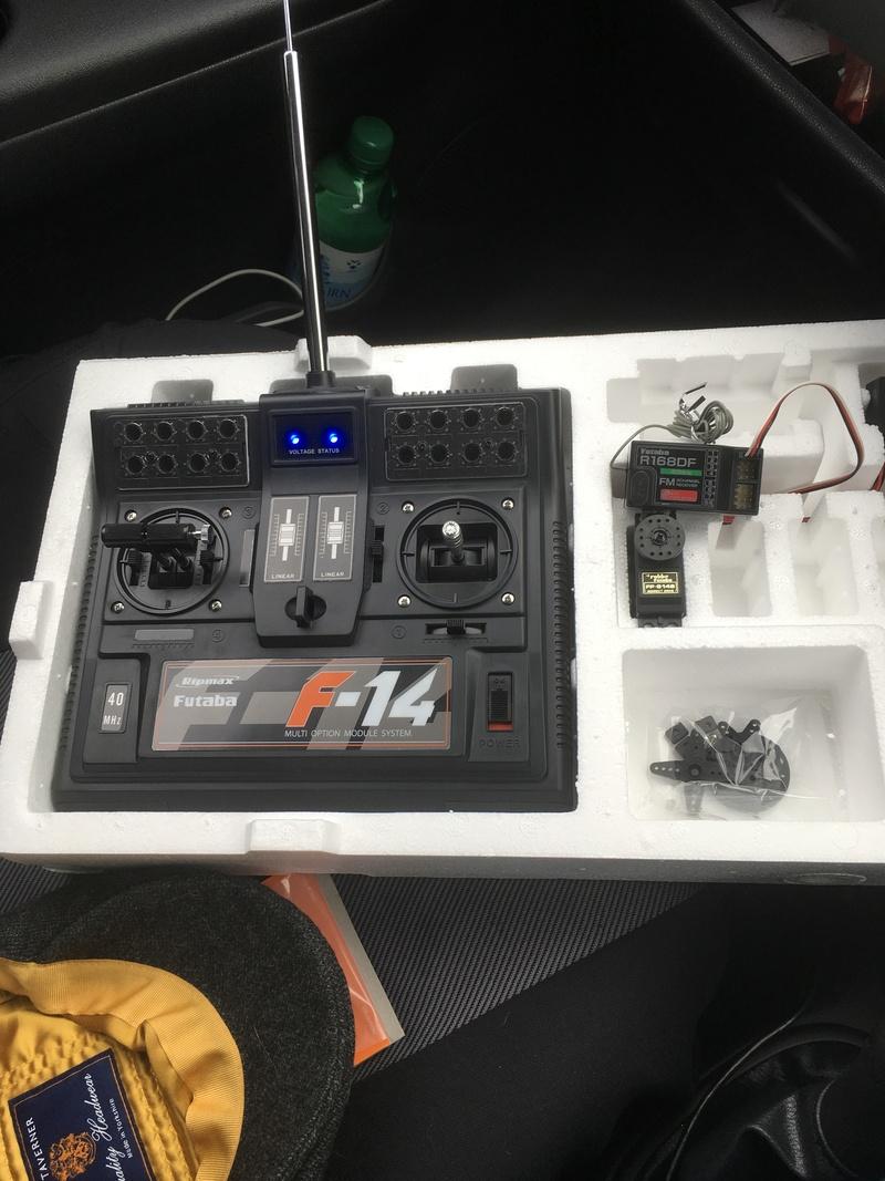 40MHz transmitter B70de010