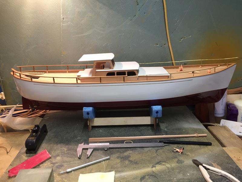 mantua bruma open cruiser yacht 1:43 D2ab4010