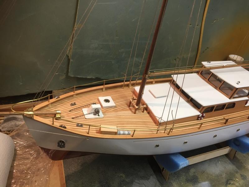 mantua bruma open cruiser yacht 1:43 D7b71510