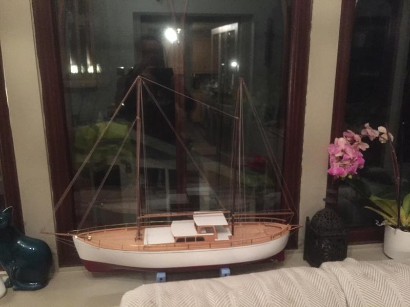 mantua bruma open cruiser yacht 1:43 E7333210