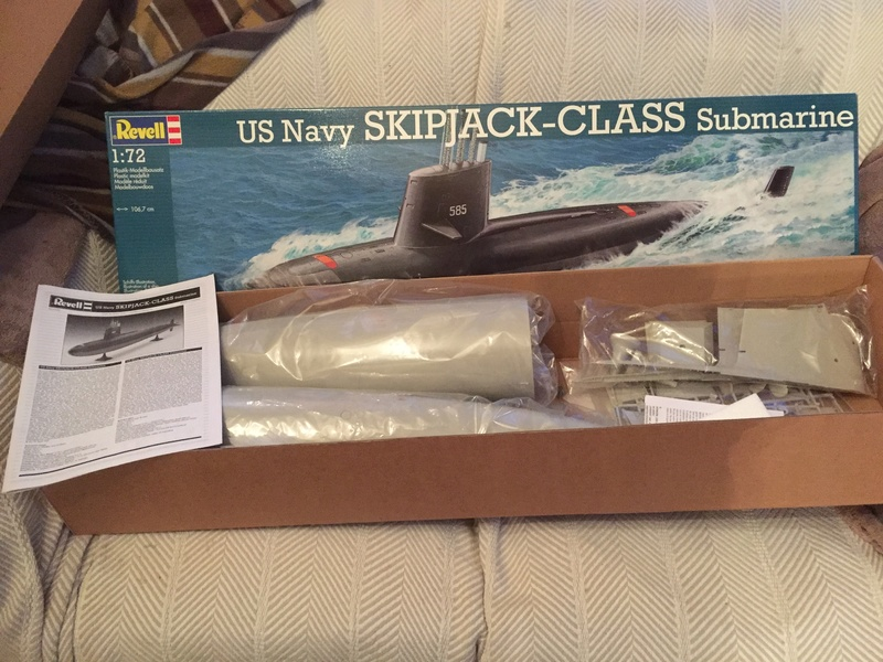 Skipjack submarine  F7d29910
