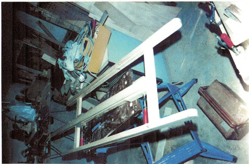Aide pour réalisation d'un chevalet d'atelier pour peintre - Page 2 Cheval10