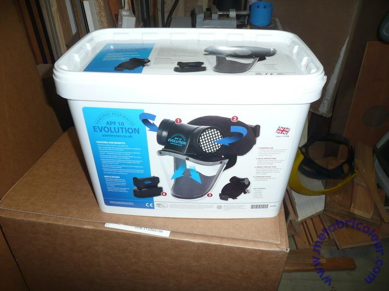 Cape ventilée : Axminster APF 10 P1030410