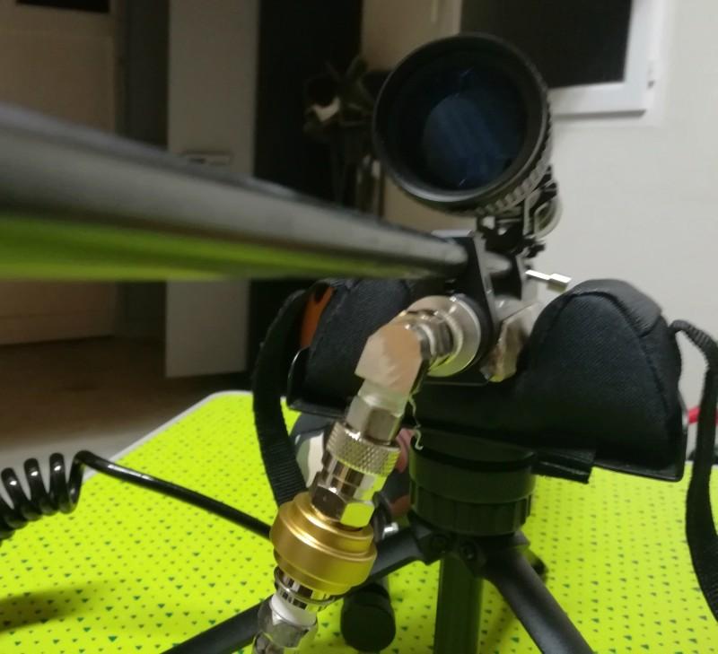 Artemis CP2 mode HPA Gun410
