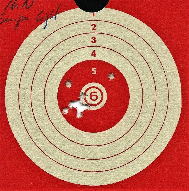Essais de plombs à 20m Artemis CP2 Sniper10