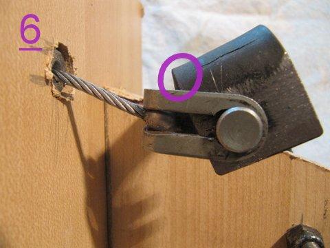 Cable d'embrayage qui casse 610