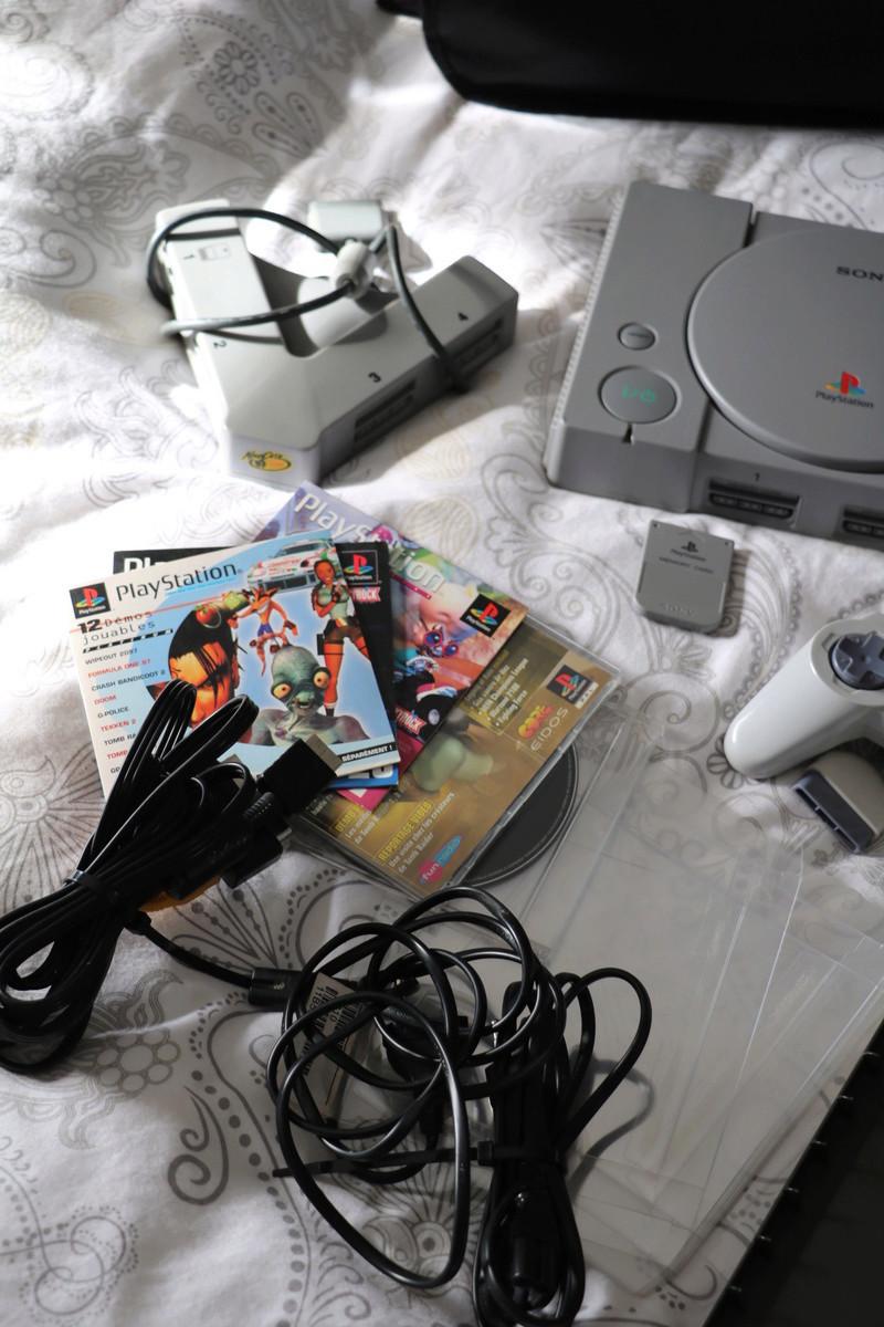 Dreamcast  en boite Img_1212