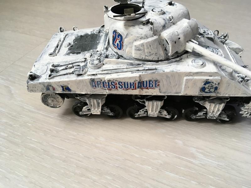 """Sherman M4A2 """"Arcis sur Aube"""" 501RCC - 1/35 Tamiya Img_4516"""