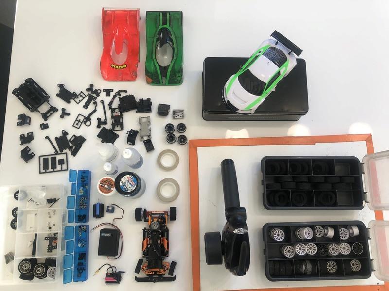 Pack Kyosho Mini Z Mr03 VE pro A9397b10