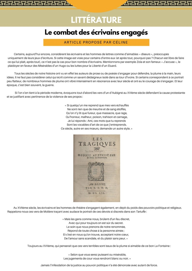 Mai - Le journal n°3 1814