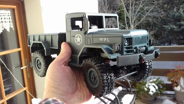 WPL 1/16 HILUX 20171232