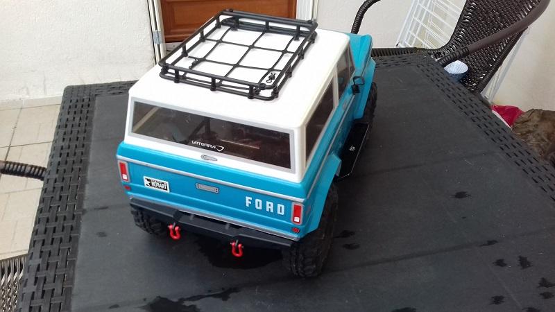 Mon Vaterra Ford Bronco. 20180515