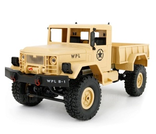 WPL 1/16 HILUX Camion13