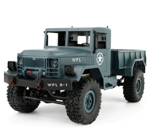 WPL 1/16 HILUX Camion14