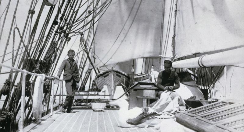 Cutty Sark (Artesania Latina 1/84°) par Fred P. - Page 2 A_sail10