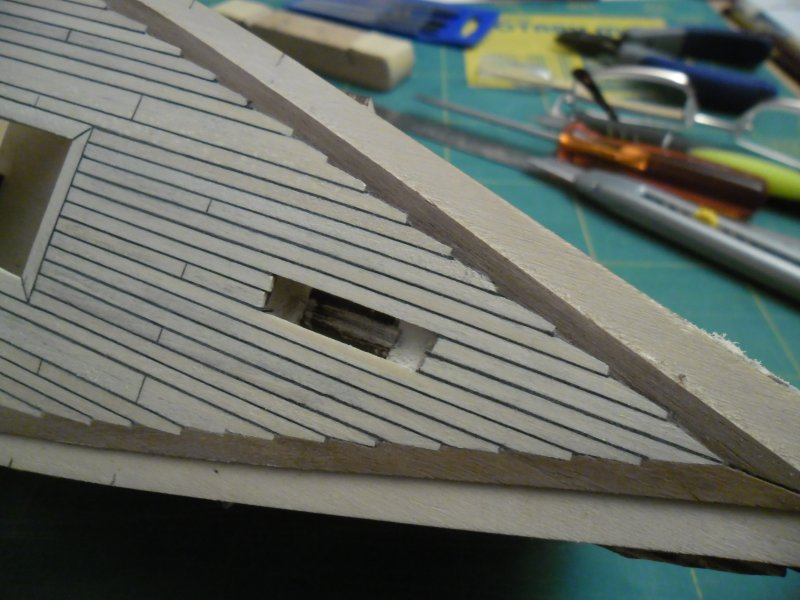 Cutty Sark au 1/84e - Artesania Latina par Fred P. - Page 6 Cutty-45