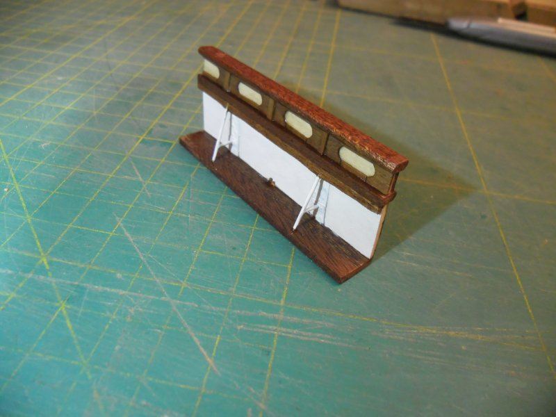 Cutty Sark au 1/84e - Artesania Latina par Fred P. - Page 3 Cutty-74
