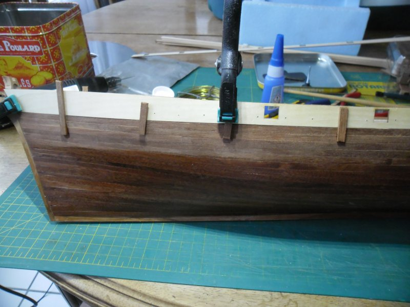 Cutty Sark au 1/84e - Artesania Latina par Fred P. - Page 3 Cutty-89