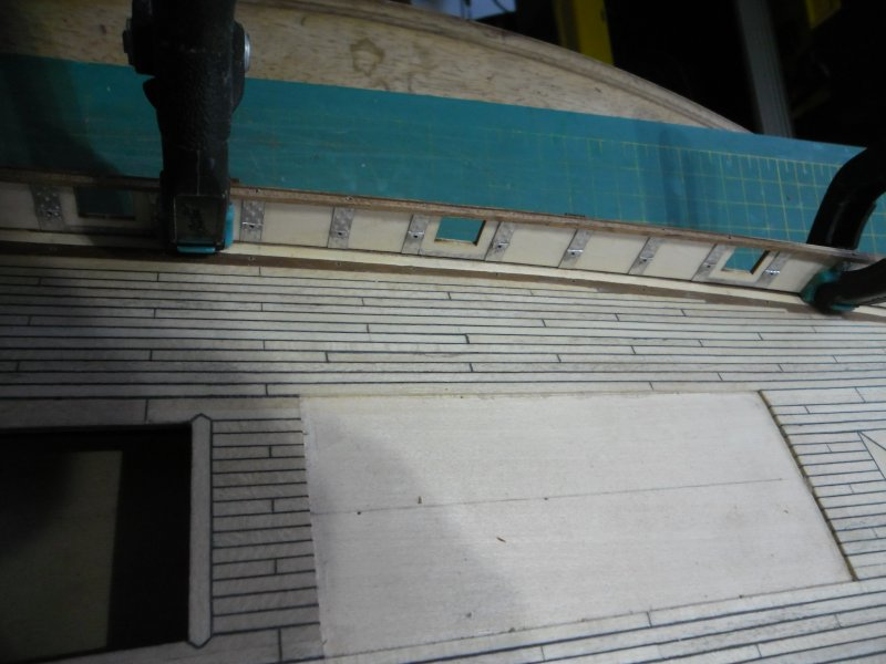 Cutty Sark au 1/84e - Artesania Latina par Fred P. - Page 3 Cutty-90