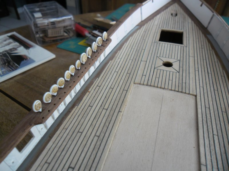 Cutty Sark au 1/84e - Artesania Latina par Fred P. - Page 4 Cutty101