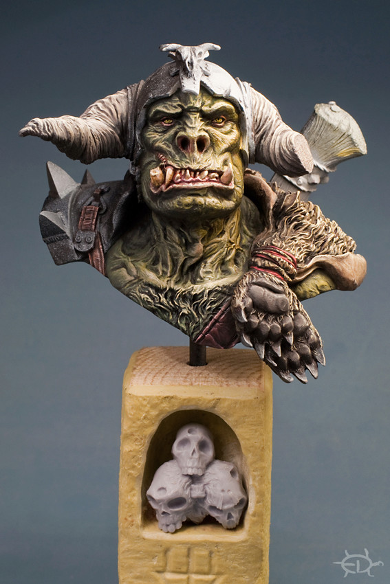 Buste de Kazhatdram Le Magnifique (Une histoire qui finit mieux !) 20_73910