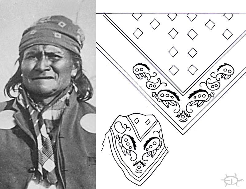 Buste de Geronimo 1/7 transformé (Terminé) - Page 2 Edan_221