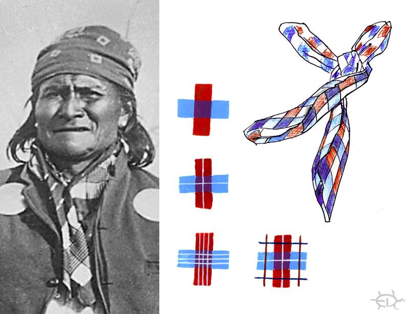 Buste de Geronimo 1/7 transformé (Terminé) - Page 2 Edan_223