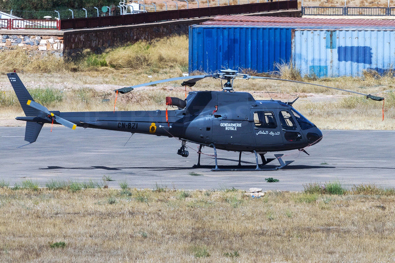 Eurocopter AS550A2 Fennec 16011010