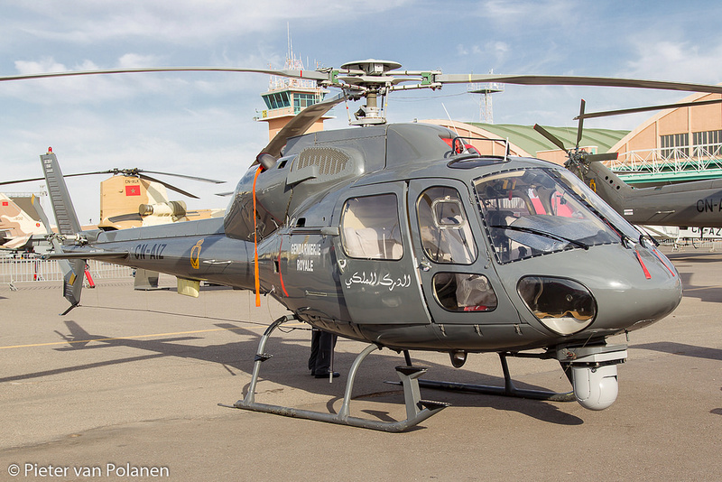 Eurocopter AS550A2 Fennec 26950511