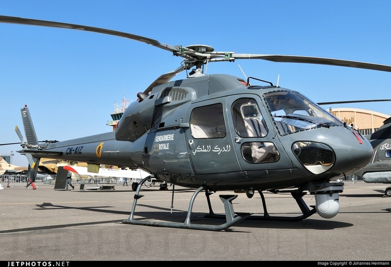 Eurocopter AS550A2 Fennec 38787_11