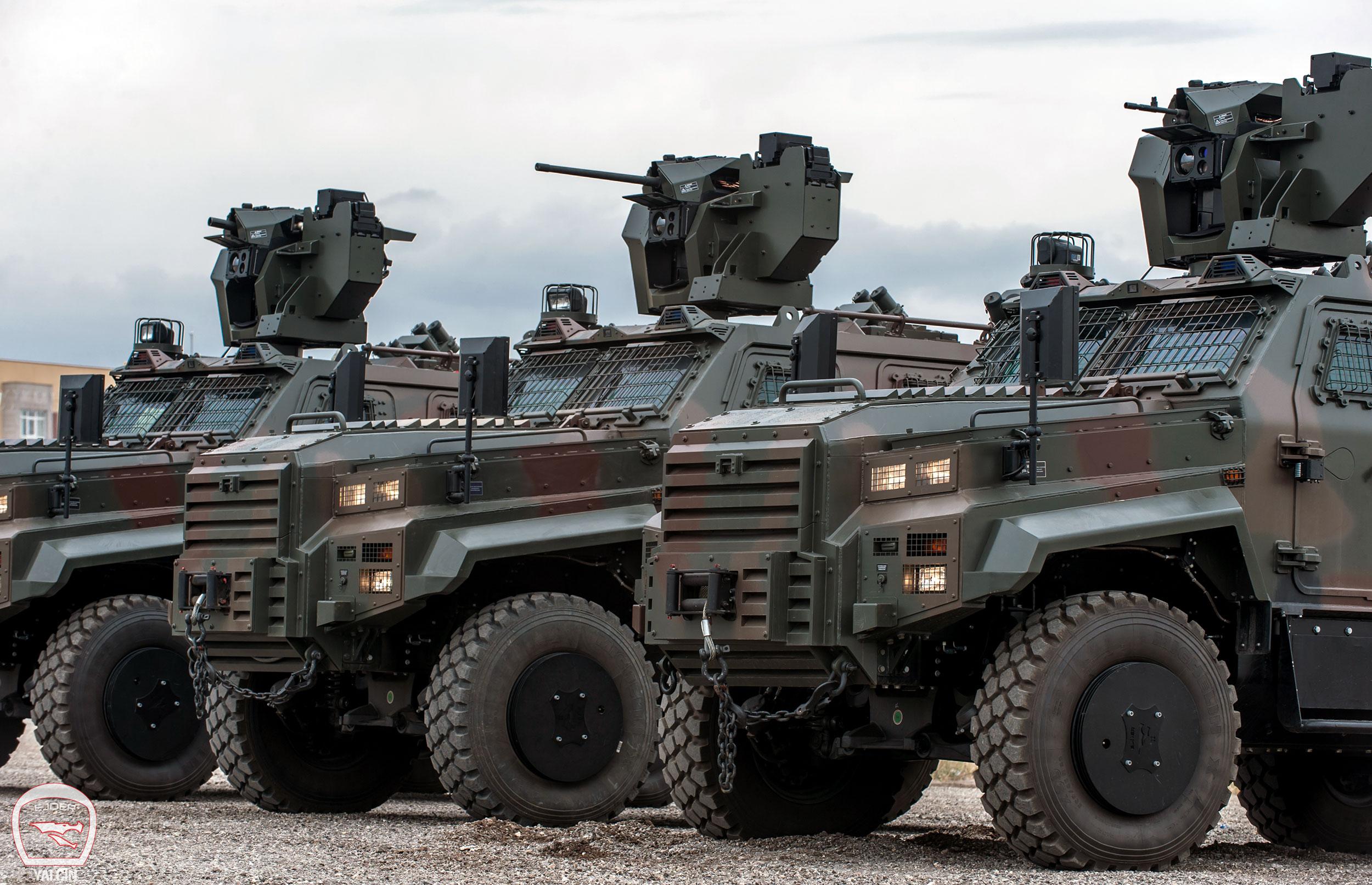 Armored Combat vehicules APC/IFV (blindés..) - Page 3 _rac4710
