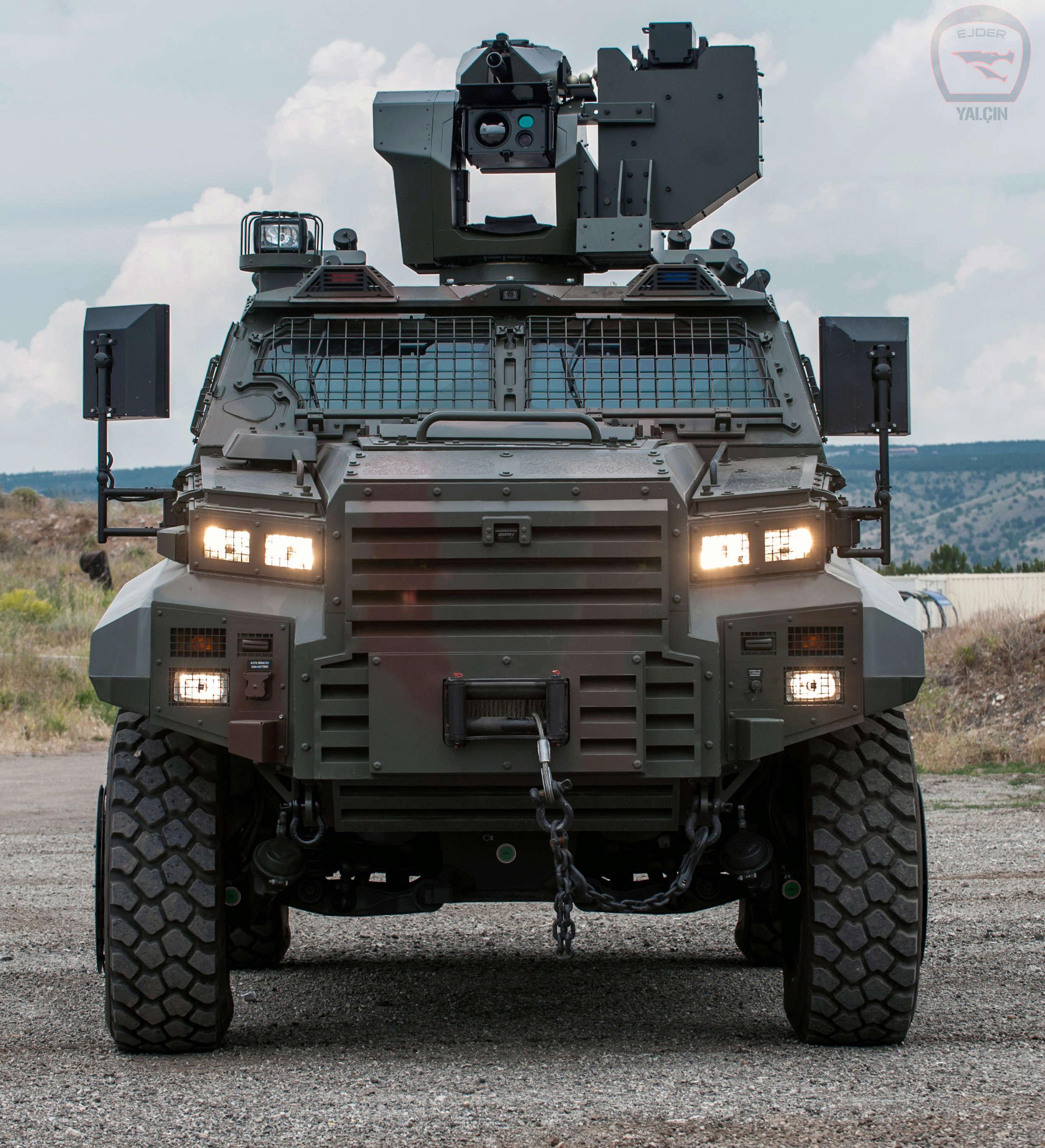 Armored Combat vehicules APC/IFV (blindés..) - Page 3 _rac4711