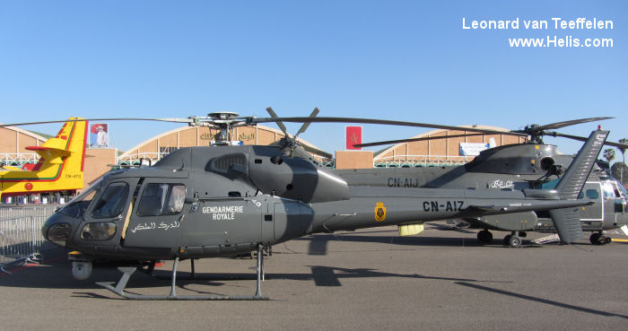 Eurocopter AS550A2 Fennec As355f11