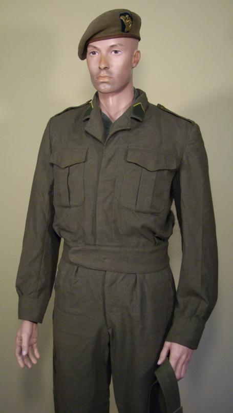 Questions about Belgian Battledress uniform and insignia Battle10