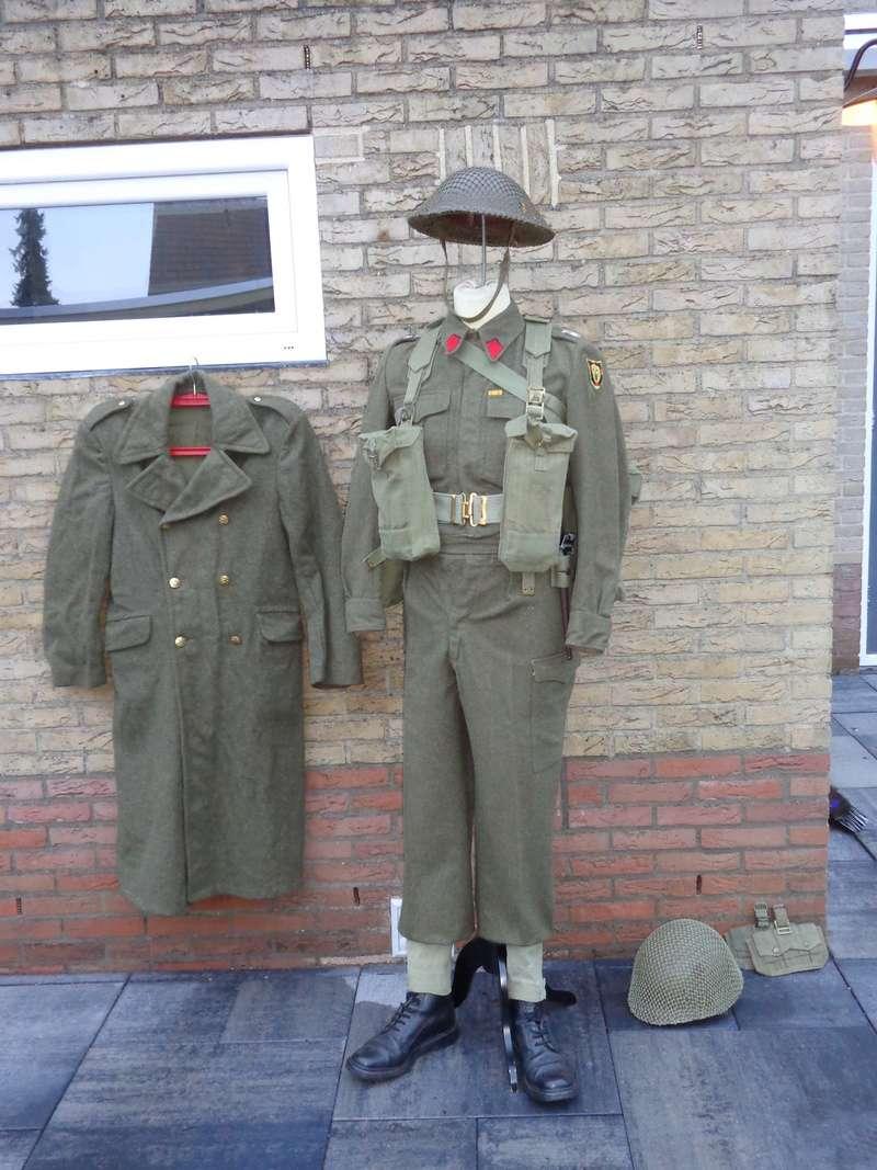My Belgian loadouts, 50's -> modern Belgie10