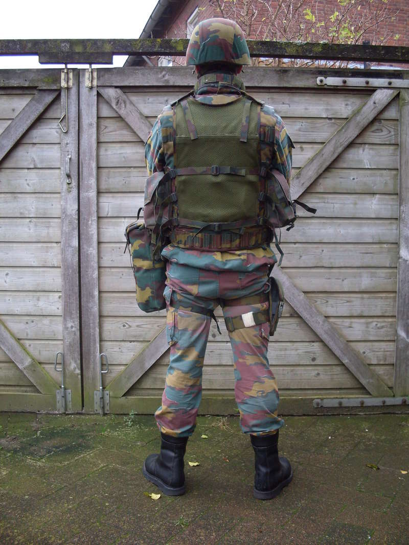 My Belgian loadouts, 50's -> modern Belgiy14