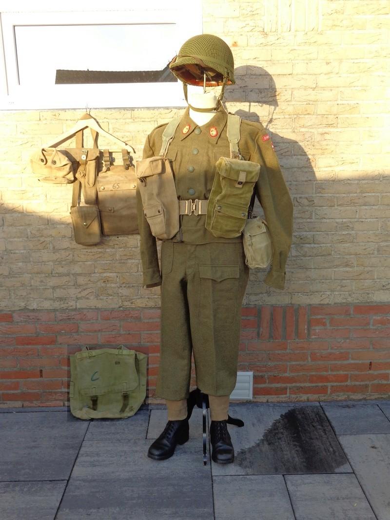 My Danish army Cold War loadouts Denema10