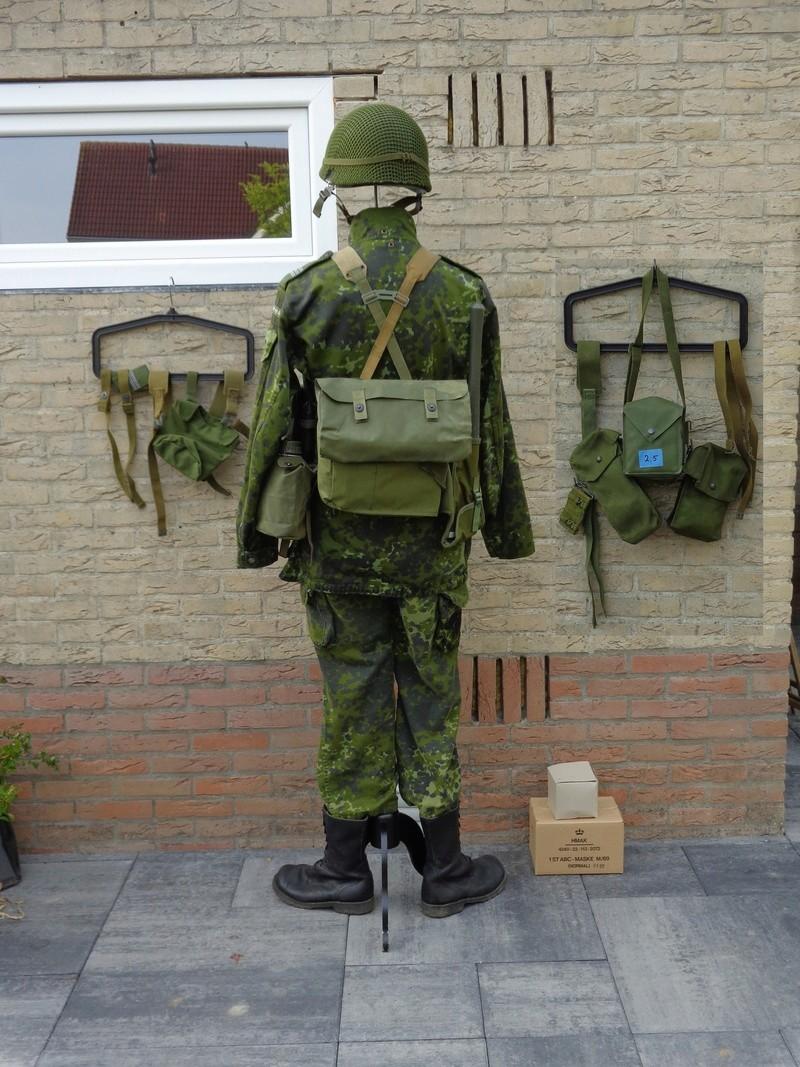My Danish army Cold War loadouts Denema12